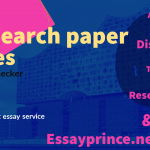Write My Research Paper Services